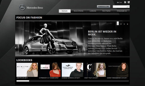 Mercedes-Benz Fashion Week 2011