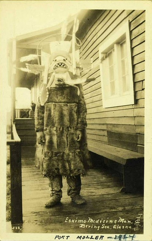 Eskimo Medizinmann