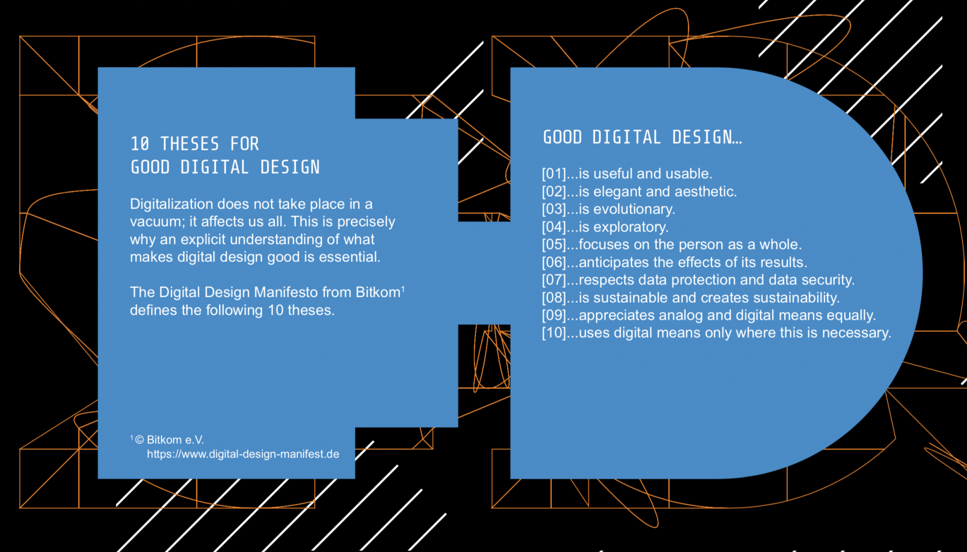 Digital Design Manifest